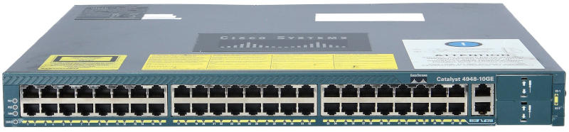 Cisco WS-C4948-S